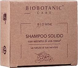 Profumi e cosmetici Shampoo - BioBotanic Biowine Shampoo