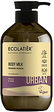 "Latte corpo ""Feijoa and Shea"" - Ecolatier Urban Body Milk — foto N1"