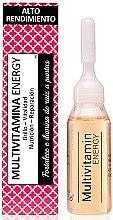 Profumi e cosmetici Fiale multivitaminiche per capelli - Nuggela & Sule' Multivitamin Energy Ampoule