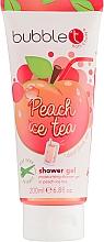 Profumi e cosmetici Gel doccia - Bubble T Peach Ice Tea Shower Gel