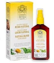 Profumi e cosmetici Lozione schiarente per capelli alla camomilla - Intea Premium Natural Blonde Hair Lightening Lotion Wth Natural Camomile Extract
