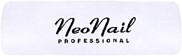 Profumi e cosmetici Asciugamano per manicure, bianco, 30x50 cm - NeoNail Professional