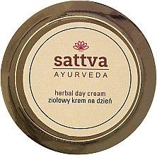 Profumi e cosmetici Crema viso da giorno - Sattva Ayurveda Herbal Day Cream