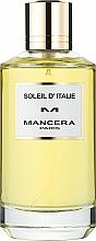 Profumi e cosmetici Mancera Soleil d'Italie - Eau de Parfum