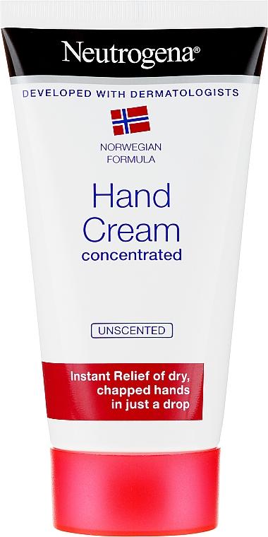 Crema mani concentrata - Neutrogena Norwegian Formula Concentrated Unscented Hand Cream