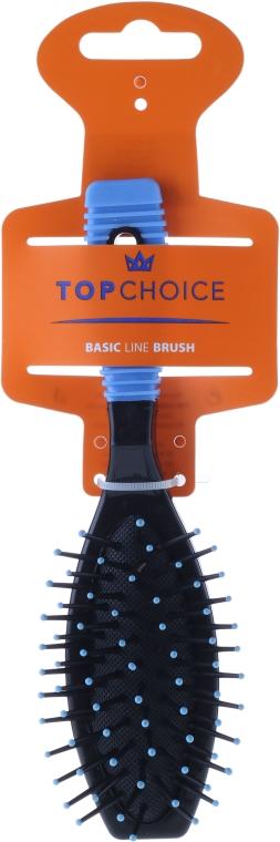 Spazzola per capelli, 2151, nera-blu - Top Choice — foto N1