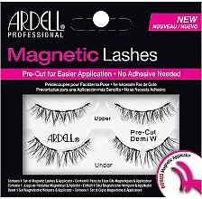 Profumi e cosmetici Ciglia finte - Ardell Magnetic Lashes Pre-Cut Demi Wispies