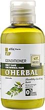 Profumi e cosmetici Condizionante per capelli normali con estratto di betulla - O'Herbal