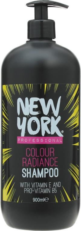 Shampoo per capelli colorati - I love New York Professional Colour Radiance Shampoo — foto N1