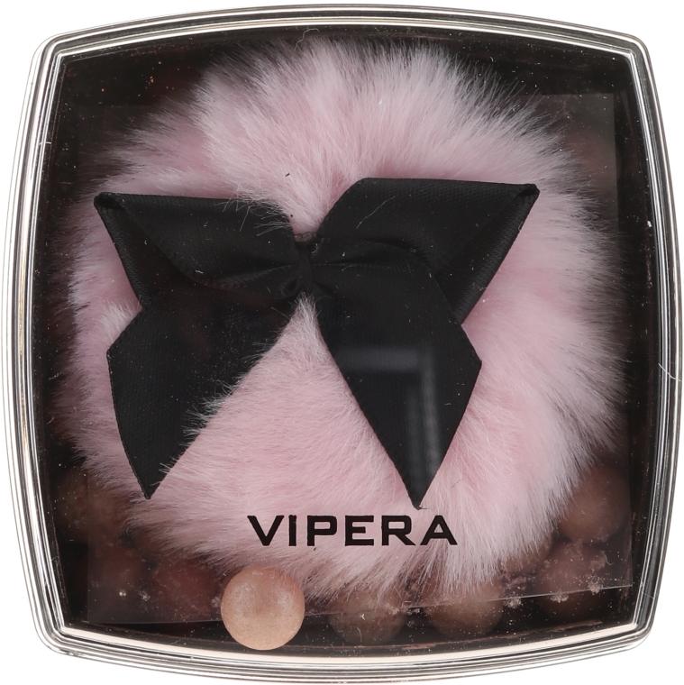 Cipria in perle - Vipera Roller Coaster Bronzer Powder Pearls — foto N2