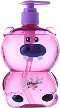 """Profumi e cosmetici Gel doccia per bambini """"Hippo"""" - Chlapu Chlap Bath & Shower Gel"""