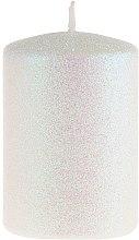 Profumi e cosmetici Candela decorativa, madreperla, 7x10 cm - Artman Glamour