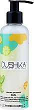 "Profumi e cosmetici Shampoo ""Lime"" con dosatore - Dushka"