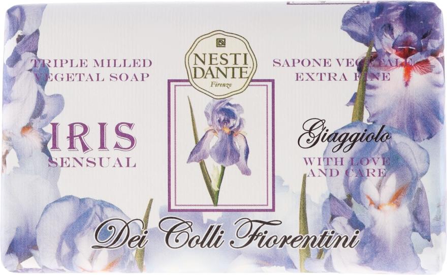 """Sapone """"Iris"""" - Nesti Dante Dei Colli Fiorentini Soap"""