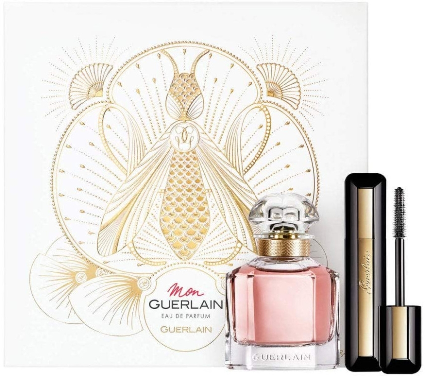 Guerlain Mon Guerlain - Set (edp/50ml + mascara/8,5ml)