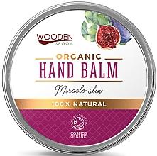 Profumi e cosmetici Balsamo mani - Wooden Spoon Hand Balm Miracle Skin