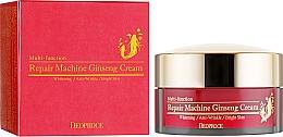 Profumi e cosmetici Crema viso al ginseng - Deoproce Repair Machine Ginseng Cream