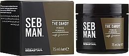 Profumi e cosmetici Pomata per una fissazione naturale - Sebastian Professional SEB MAN The Dandy