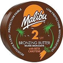 Profumi e cosmetici Burro abbronzante SPF 8 - Malibu Bronzing Body Butter SPF 2