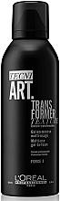Profumi e cosmetici Gel styling per volume e fissazione - L'Oreal Professionnel Tecni Art Trans Former Texture Multi-Use Gel-To-Foam