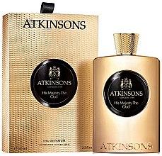 Profumi e cosmetici Atkinsons His Majesty The Oud - Eau de Parfum