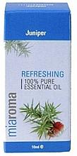 """Profumi e cosmetici Olio essenziale """"Ginepro"""" - Holland & Barrett Miaroma Juniper Pure Essential Oil"""