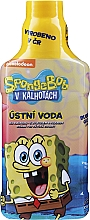 Profumi e cosmetici Collutorio - VitalCare Sponge Bob Mouthwash for Children