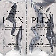 Profumi e cosmetici Siero-Tecnologia di trattamento chimico sicuro - Kallos Cosmetics PLEX Safe Chemical Treatment Technology