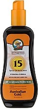 Profumi e cosmetici Spray solare - Australian Gold Tea Tree&Carrot Oils Spray SPF15