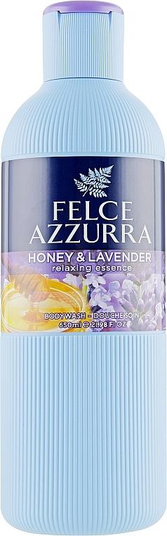 Gel doccia - Felce Azzurra Relax Honey & Lavander