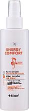 Profumi e cosmetici Spray per piedi stanchi - Silcare Quin Body Relaxation And Cooling Spray Feet
