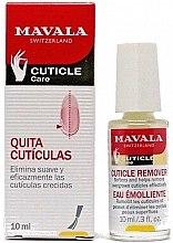 Profumi e cosmetici Lozione emolliente per la rimozione della cuticola - Mavala Cuticle Remover