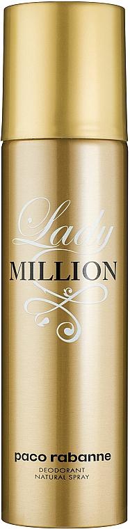Paco Rabanne Lady Million - Deodorante