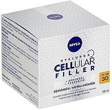 Crema viso da giorno - Nivea Hyaluron Cellular Filler SPF30 — foto N2