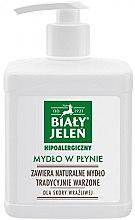 Profumi e cosmetici Sapone liquido ipoallergenico - Bialy Jelen Hypoallergenic Soap