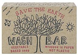 Profumi e cosmetici Sapone per mani - Bath House Barefoot And Beautiful Hand Soap Wash Bar Bergamot