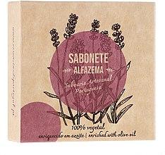 """Profumi e cosmetici Sapone naturale """"Lavanda"""" - Essencias De Portugal Senses Lavender Soap With Olive Oil"""