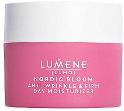 Crema viso da giorno - Lumene Lumo Nordic Bloom Anti-wrinkle & Firm Day Moisturizer — foto N1