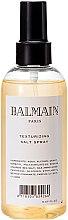 Profumi e cosmetici Spray capelli testurizzato - Balmain Paris Hair Couture Texturizing Salt Spray