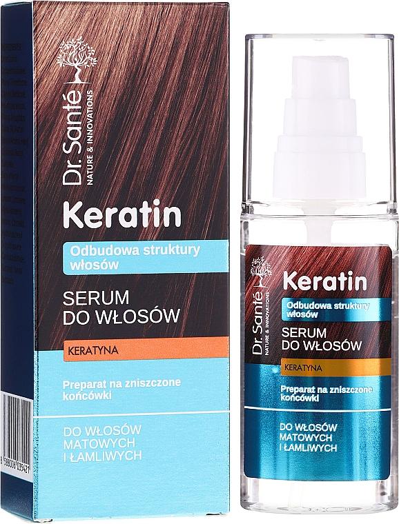 Fluido per capelli - Dr. Sante Keratin