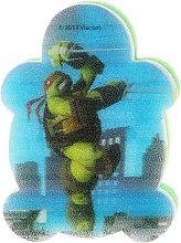 "Profumi e cosmetici Spugna da bagno ""Ninja Turtles"" Rafael 2 - Suavipiel Turtles Bath Sponge"