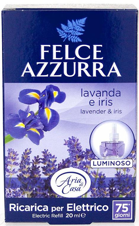 Diffusore elettrico - Felce Azzurra Lawender & Iris (ricarica) — foto N1