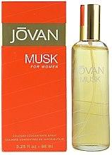 Profumi e cosmetici Musk Jovan - Colonia