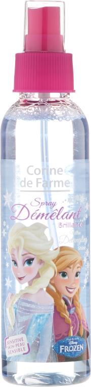 Spray districante capelli, per bambini - Corine de Farme Frozen Spray