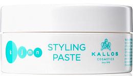 Profumi e cosmetici Pasta modellante per capelli - Kallos Cosmetics KJMN Styling Paste