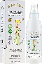 Profumi e cosmetici Olio emolliente lenitivo - Le Petit Prince Relaxing Soothing Oil