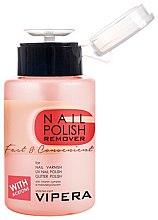 Profumi e cosmetici Solvente per unghie - Vipera Fast & Convenient Nail Polish Remover