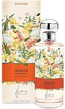 Profumi e cosmetici Saphir Parfums Flowers de Saphir Ambar & Muguet - Eau de Parfum