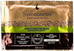 Profumi e cosmetici Maschera capelli ultra idratante - Macadamia Natural Oil Ultra Rich Moisture Masque (Campioncino)