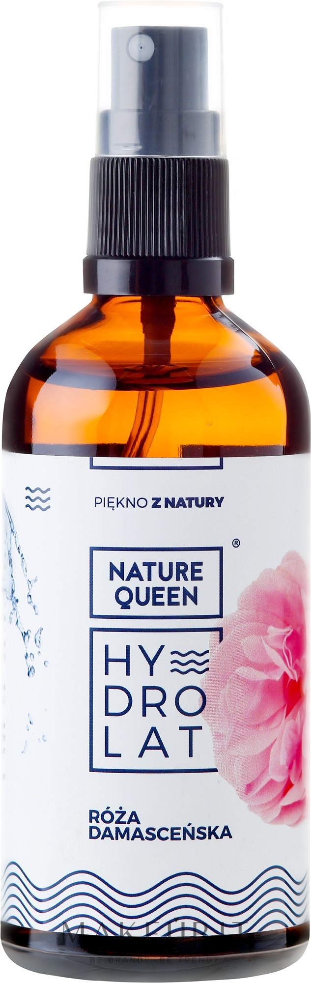 """Idrolato """"Rosa Damascena"""" - Nature Queen — foto 100 ml"""